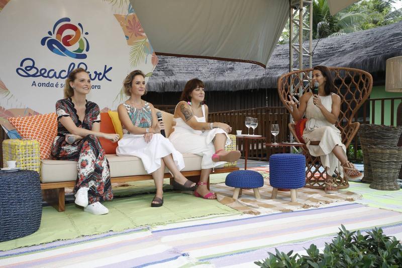 Fernanda Rodrigues, Shirley Hilgert, Helen Ramos e Ingrid Machado 1