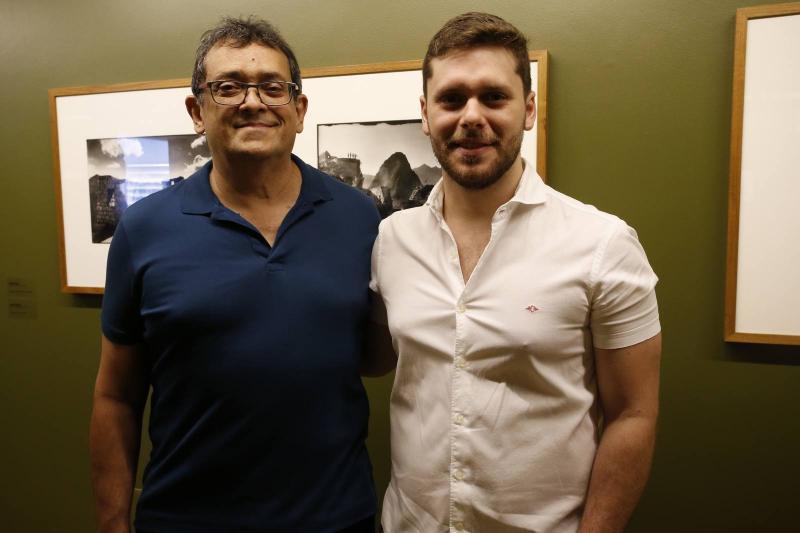 Jose Guedes e Vistor Perlinjeiro