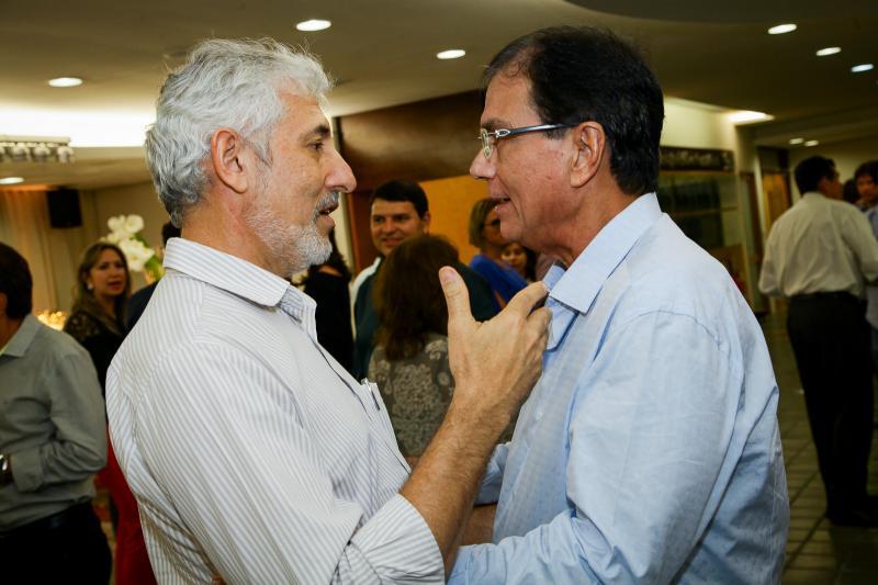 Lauro Martins e Beto Studart