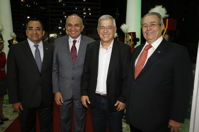Jardson Cruz, Licinio Correa, PC Noroes e Meton Cesar de Vasconcelos