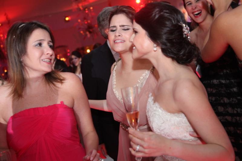 Marina Baquit, Camile e Marilia Quintao