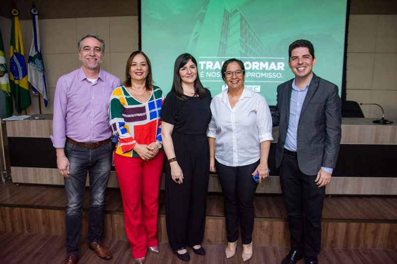 Novos Tempos, Novos Lideres - O perfil da liderança em comunicação no Brasil é tema de debate na FIEC