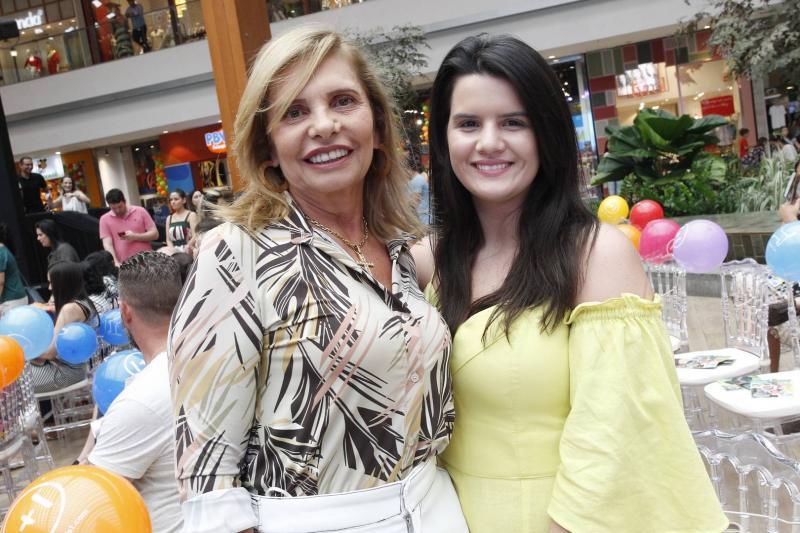 Vanda Leite e Bia Nogueira