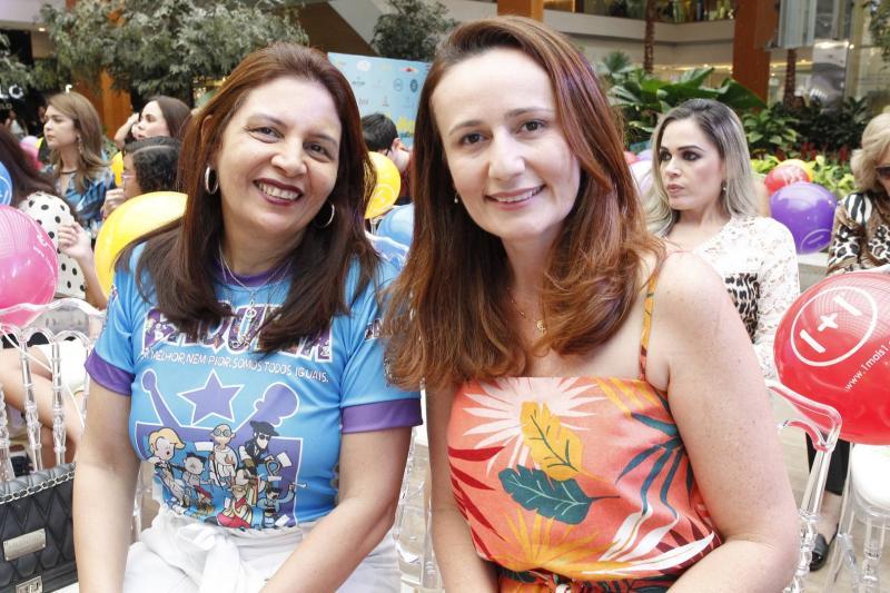 Andrea e Marciana Chastinet