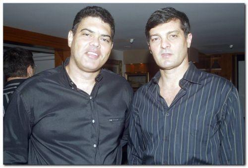 Cesar Lucena e Cid Marconi