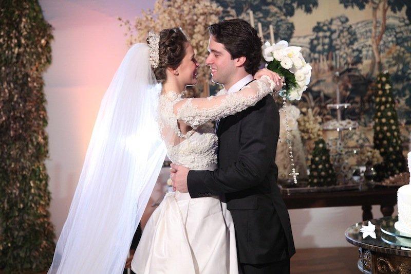 Puro Brilho! - A festa de casamento de Lucas Pontes e Natália Ventura