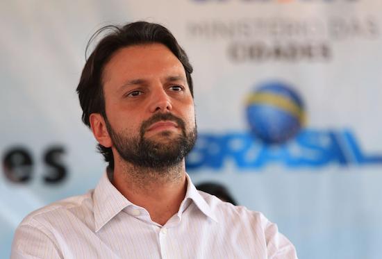 Ministro das Cidades participa de eventos em Fortaleza