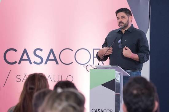 CasaCor Ceará recebe talk de Darlan Firmato sobre sustentabilidade nos grandes eventos