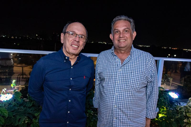 Andre Montenegro e Ricardo Barbosa
