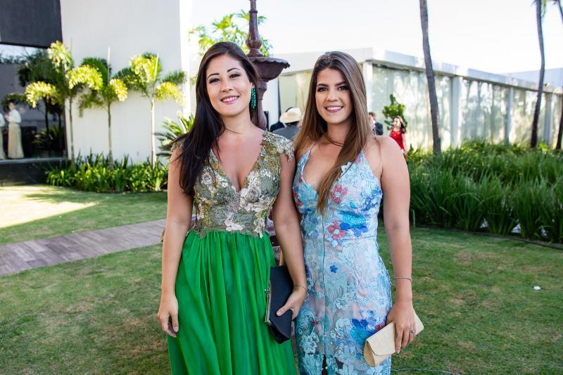 Bianca Lima e Tais Valente