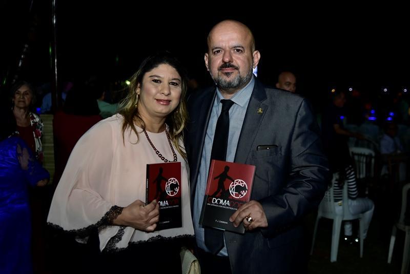 Santina e Perboaire Pinheiro
