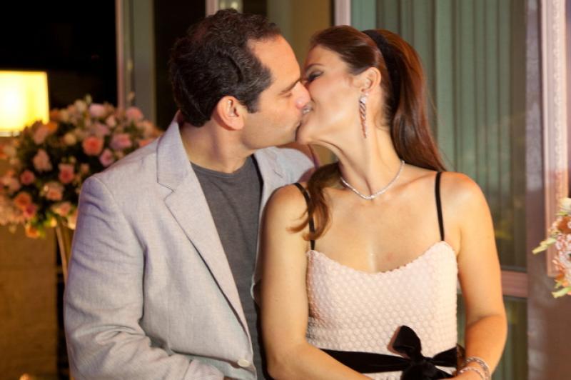 Tarso e Ana Cristina Melo