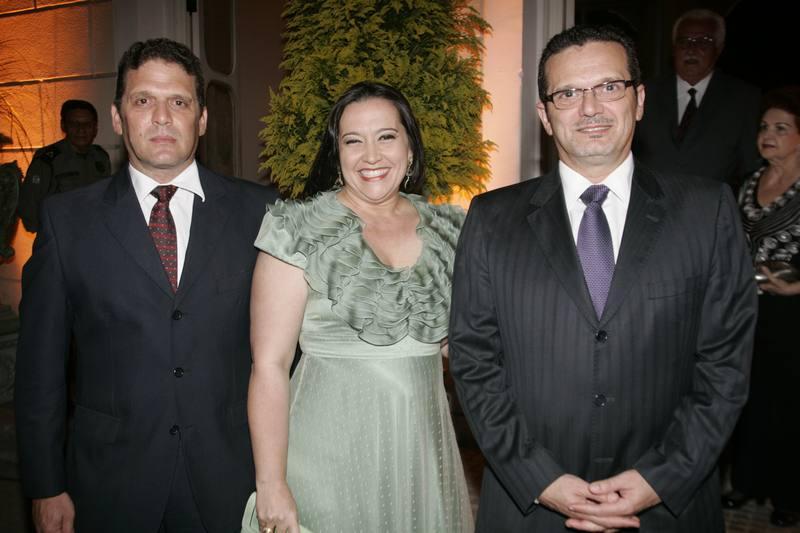 Davi Barreto, Norma Zelia e Artonio Montalverne