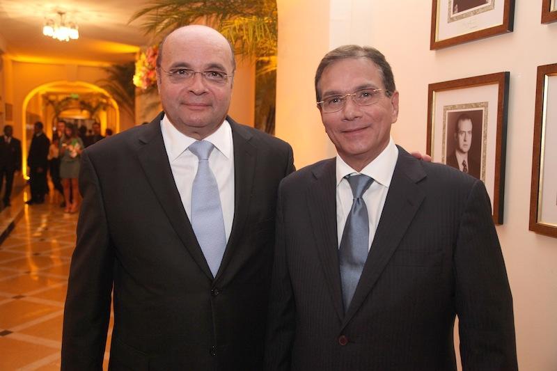 Fernando Gurgel e Beto Studart