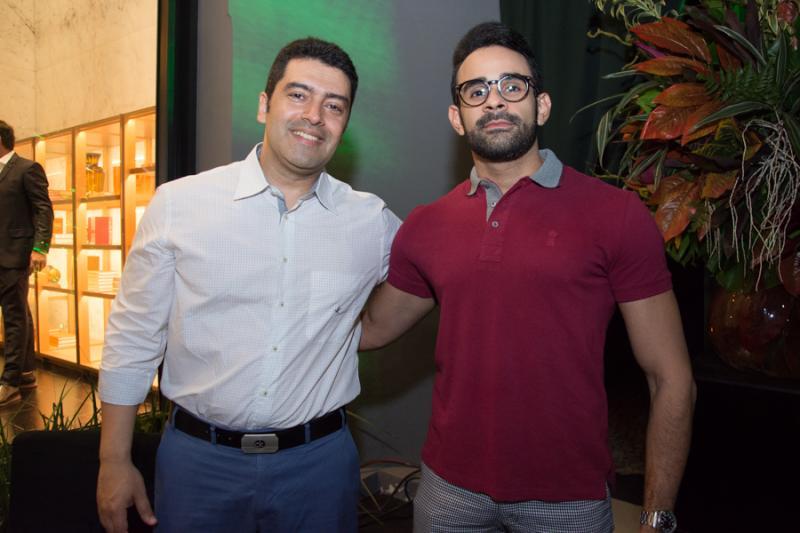 Carlos Alberto e Kayo Loui