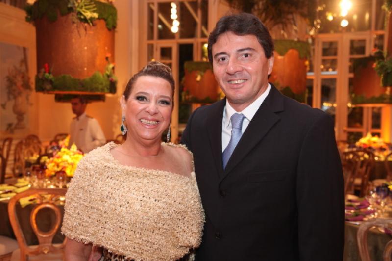 Bricia e Luiz Teixeira