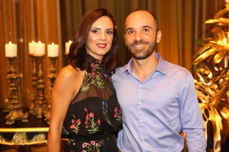 Micheline e Igor Albuquerque
