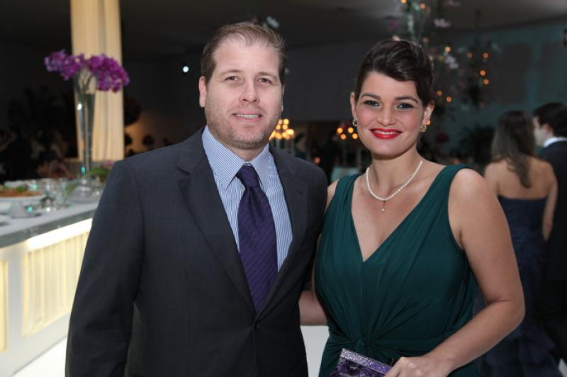 Jorge e Livia Albuquerque
