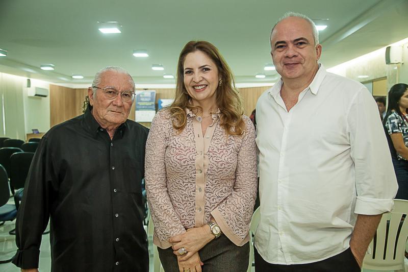 Chico Barreto, Enid Camara e Dias Brasil