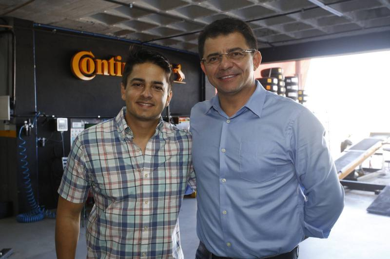 Fabricio Vasconcelos e Geraldo Sa
