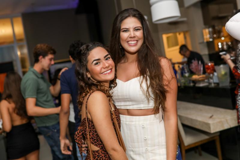 Camila Senachi e Rafaela Rosa