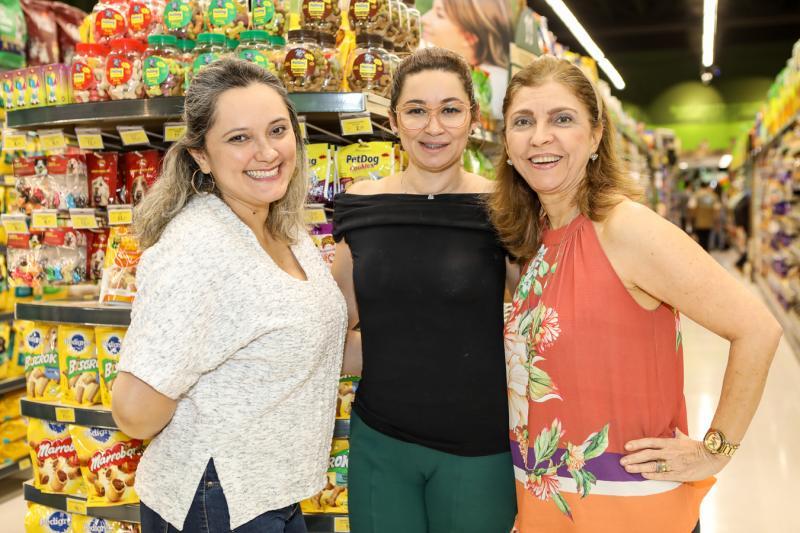 Katiane Ribeiro, Kelly Emiliano e Maninha Rodrigues
