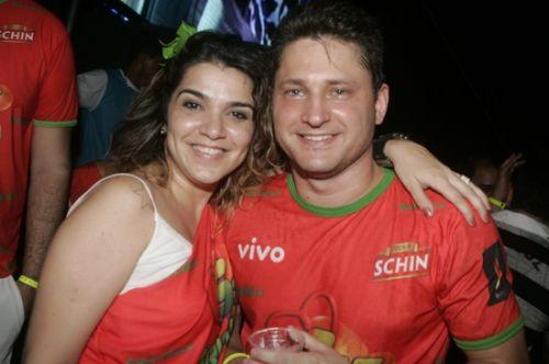 Andrea Firmeza e Marcos Ertemann