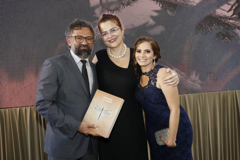 Jocelio Leal, Luciana Dummar e Joelma Leal