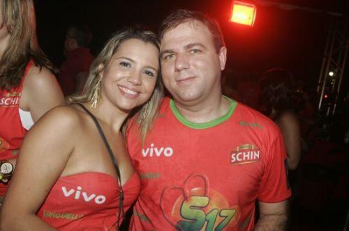 Risangela Lima e Rodrigo Coelho