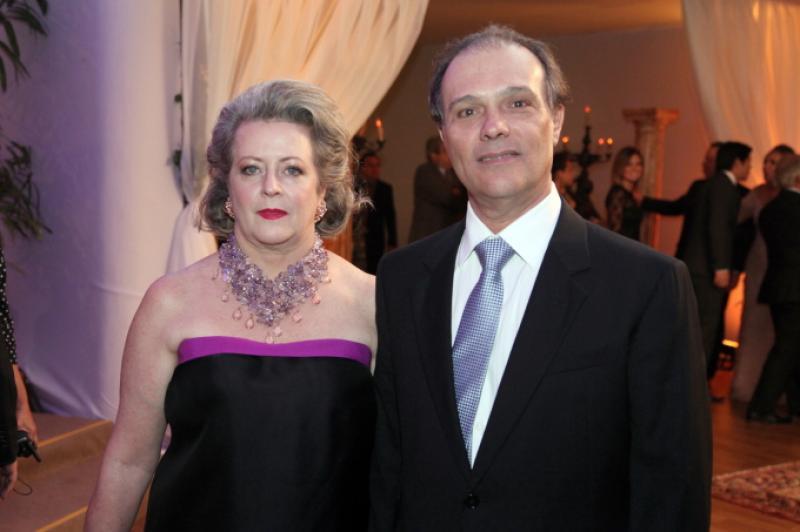 Denise e Jose Carlos Pontes