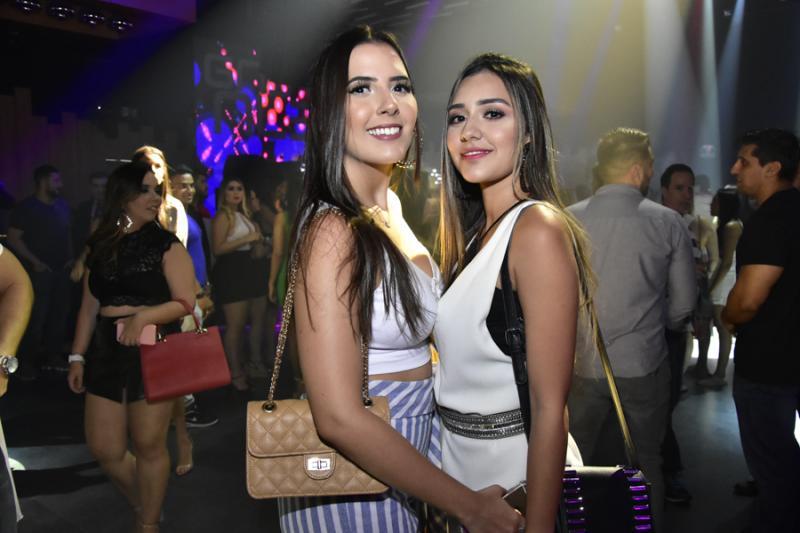 Livia Pontes e Beatriz Bibar