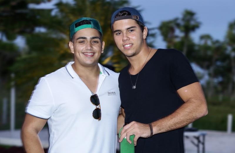Rafael Pinto e Artur Diniz