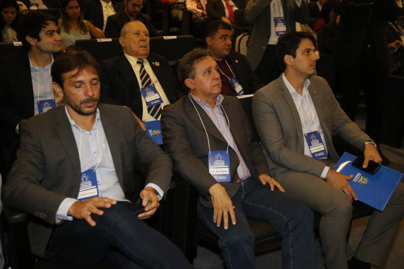 Guilherme Sampaio, Jose Porto e Paulo Martins