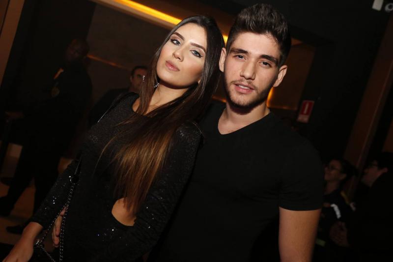 Leticia Normando e Victor Rosado