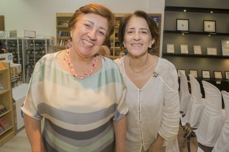 Edna e Eleida Feitosa
