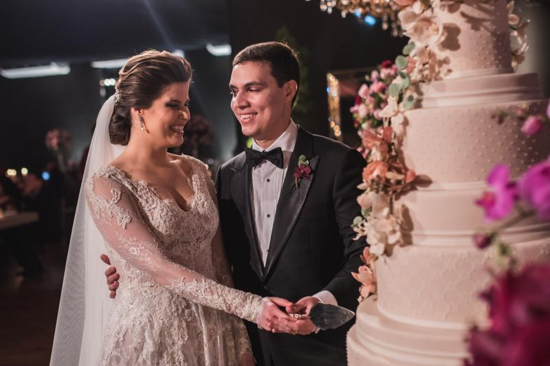 Ana Maria Bezerra e Paulo Victor Eufrasio