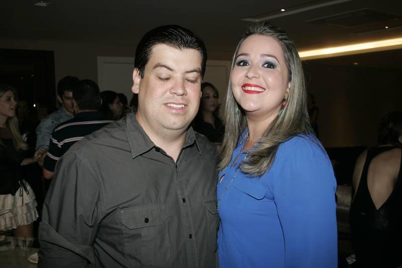 Leonardo e Cheslida Farias