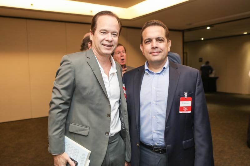 Lizandro Fujita e Germano Belchior