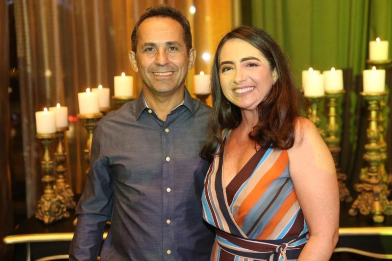 Everardo e Lea Montinegro