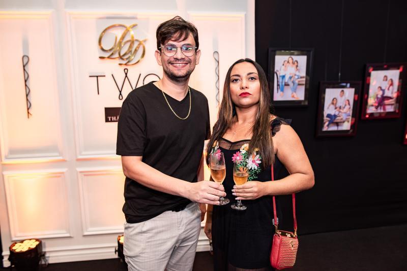 Francisco Alves e Rose Verissimo
