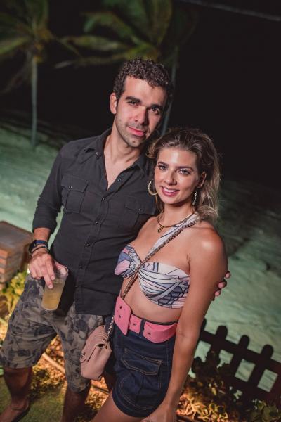 Flavio Gil Barros e Leli Albuquerque