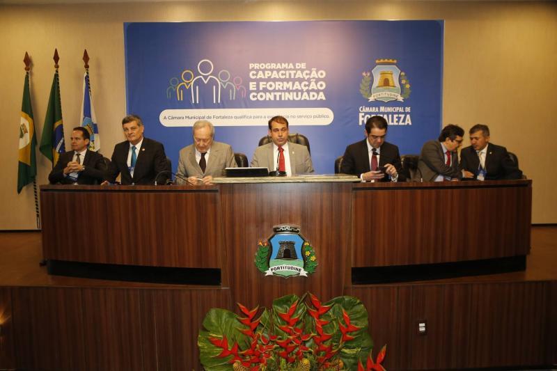 Luiz Claudio, Cid Marconi, Ricardo Lewandowiski, Julio Dantas, Edilberto Pontes e Antonio Henrique 1