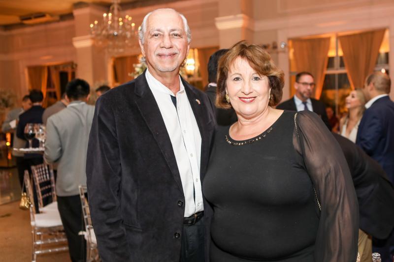 Marcos e Anette de Castro