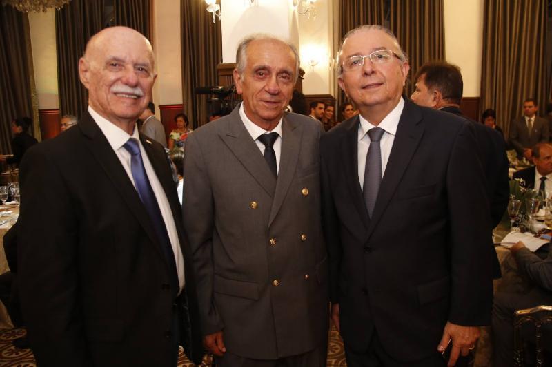 Freitas Cordeiro, Joao Guimaraes e Antonio Jose Melo
