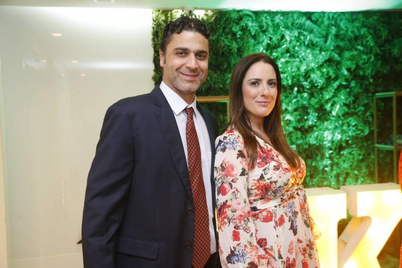 Bernardo e Graziela Veloso