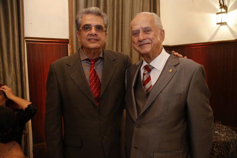 Paulo Filho e Paulo Barbosa
