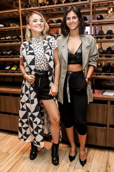 Camila Marieta e Rayanne Fortes