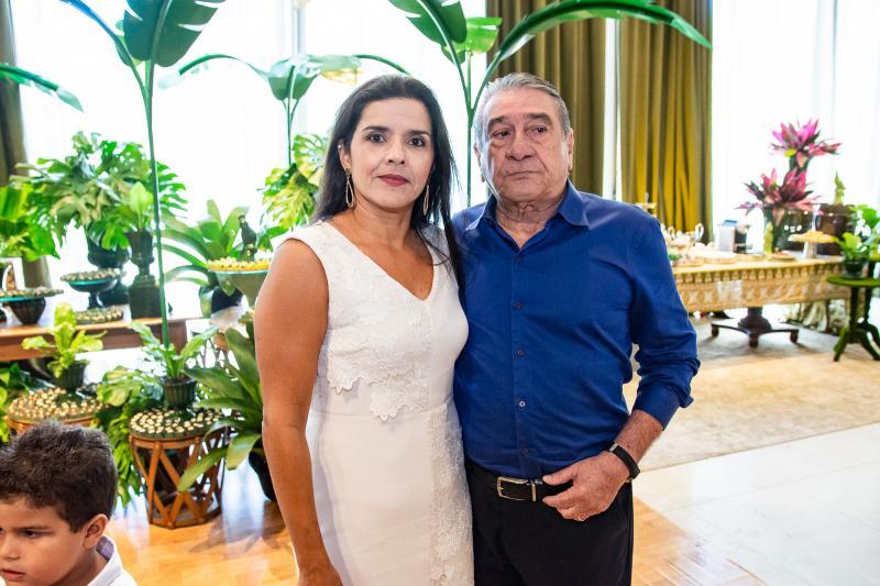 Ariadne e Cleiton Marinho