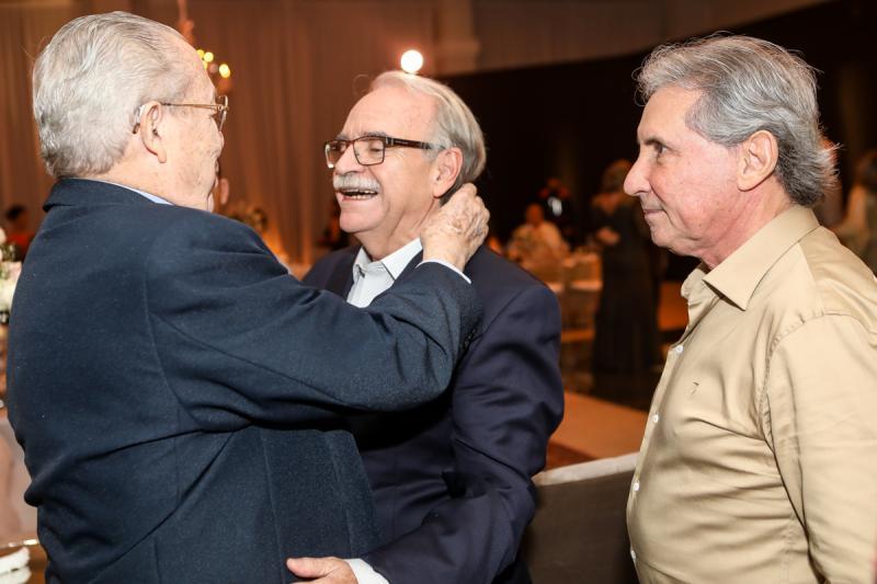 Edson Ventura, Ednilton Soárez e Vilmar Ferreira