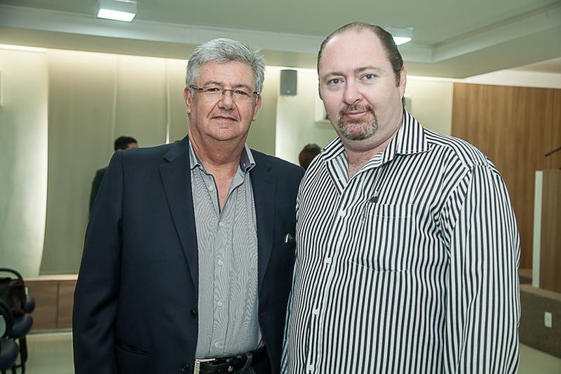 Carlos Maia e Marco Massari